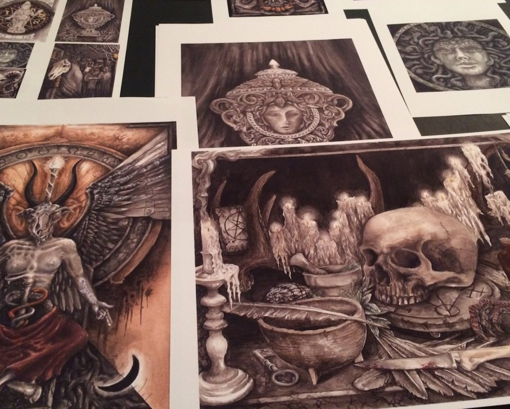 Prints of Raven Ebner's Images from Effigy